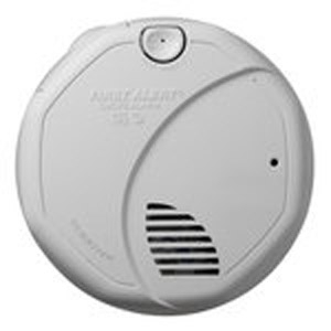 First Alert Smoke Alarm with Smart Sensing Technology and Nuisance Resistance