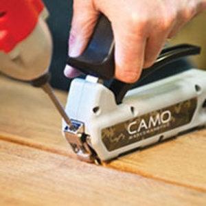 CAMO Hidden Fastener System
