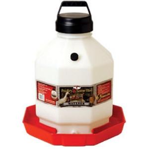 5 Gallon Plastic Poultry Waterer