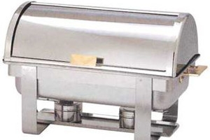 8 QT. Rolltop Chafer