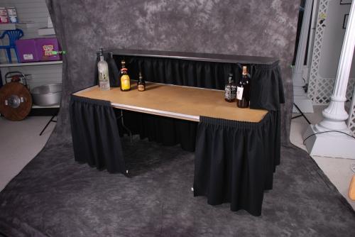 Table Top Bar 6'
