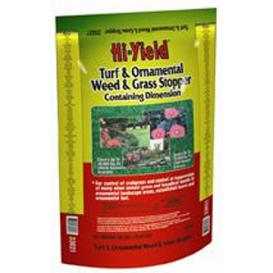 Turf and Ornamental Weed and Grass Stopper