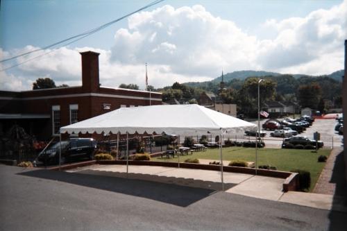Aztec 15x30 Tent