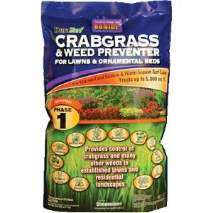 Crabgrass & Weed Preventer w/Dimension