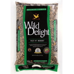 Wild Delight® Nut N Berry Wild Bird Food