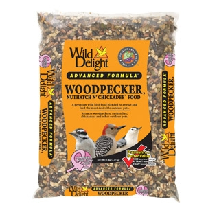 Wild Delight® Woodpecker, Nuthatch N Chickadee Wild Bird Food
