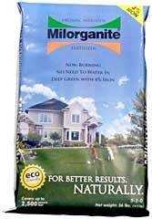 Milorganite Fertilizer 36lb Now $11.99