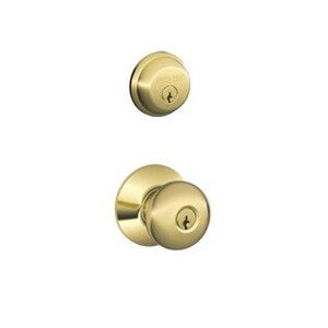 Schlage Lock Company Single Cylinder Deadbolt