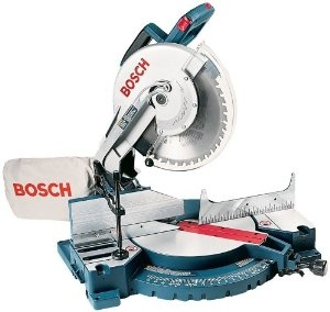 Bosch 3912 15amp 12-inch compound miter saw
