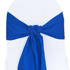 CHAIR COVER SASH (POLYESTER)