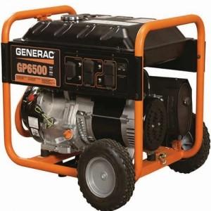 Generator, 6500 Watt