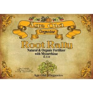 Root Rally with Mycorrhizae