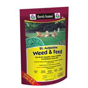 St. Augustine Weed & Feed, 32 lbs.