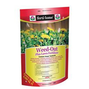 Weed-Out Plus Lawn Fertilizer, 20 lbs.