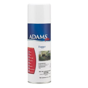 Adams™ Plus Fogger, 6 oz. aerosol can