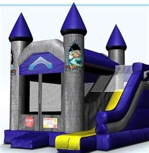 5 in 1 Castle Combo Jump