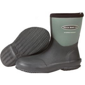 Scrub Boot, Green