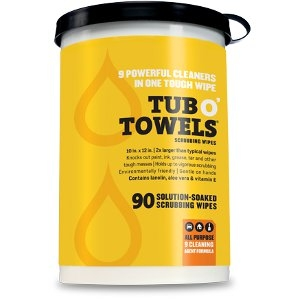 Tub O'Towels