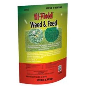 Weed & Feed (18 lbs)