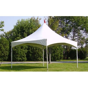 Tent, 20' x 20' Frame & Cable - Professionally Installed