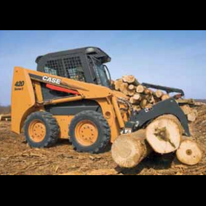 Case 420 Skid Steer Loader