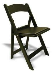 Garden chair - Black