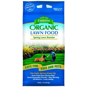 Spring Lawn Booster