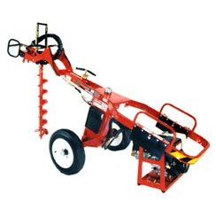 General 660 Dig-R-Moblie Post Hole Digger/Auger
