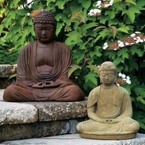 Zen Garden Statuary