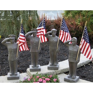 US Armed Forces Statuary