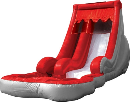 Super Volcano Wet/Dry Slide