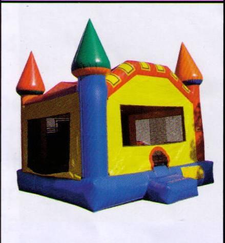 Bounce House, Castle