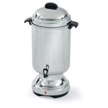 55 CUP COFFEE MAKER, STAINLESS
