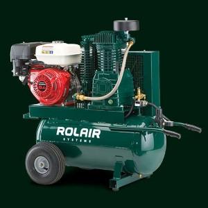 Rol-Air Gas Compressor, 8 HP
