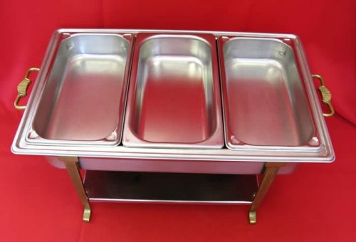 Chafer Third pans 2 1/2 qt each