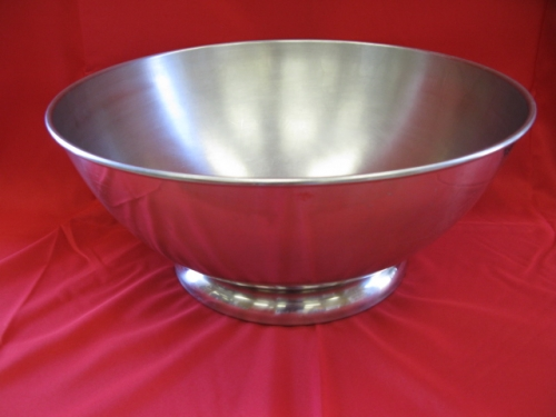Stainless Bowl 30 quart