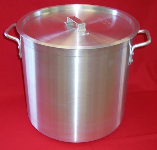 Stock Pot 40qt with lid and basket
