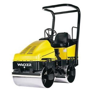 Wacker Neuson RD11A Vibrating Riding Roller