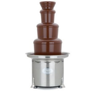 Sephra 3-tier Commercial Chocolate Fountain