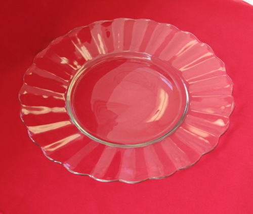 Glass Platter 14