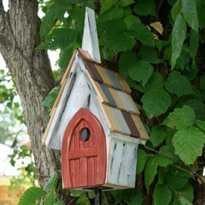 Heartwood 'Flock of Ages' Birdhouse