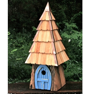 Heartwood 'Lord of the Wing' Birdhouse