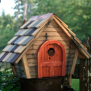 Heartwood 'Prairie Home' Birdhouse