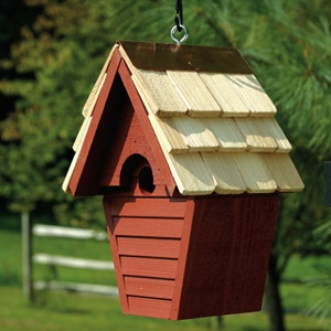Heartwood 'Wren in the Wind' Birdhouse