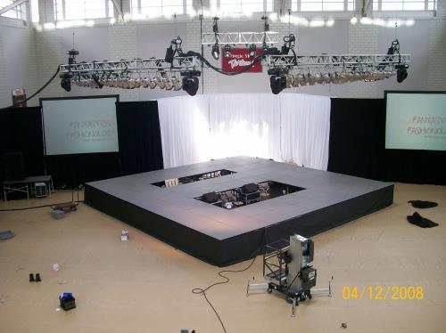 CMU Stage