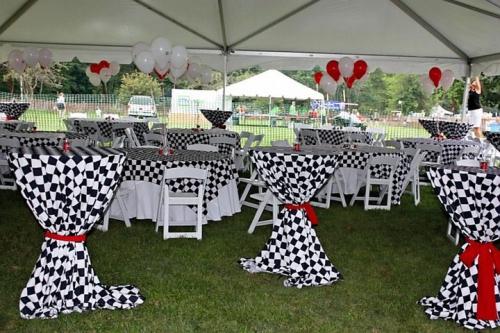 Grand Prix Tent