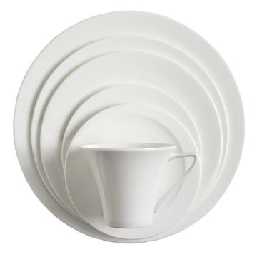 Spriale White Dish