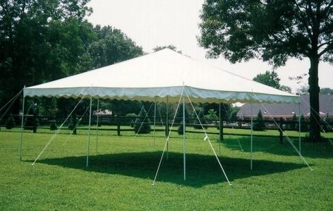 16' x 16' Self Set tent