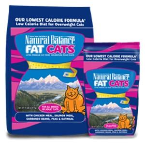 Fat Cats Low Calorie Dry Cat Formula