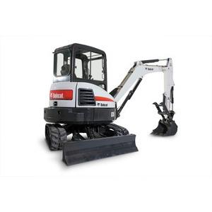 E35 ZTS Bobcat Compact Excavator